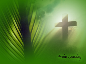 Palm Sunday Drive Thru
