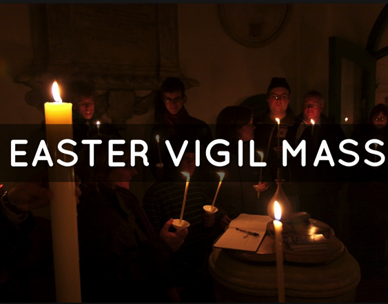 Holy Saturday / Easter Vigil