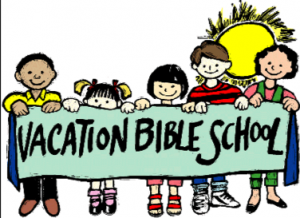 VACATION BIBLE SCHOOL – S.T.A.R.S. FOR GOD!