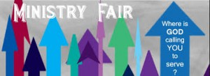 """Many Gifts – One Parish"" – Our Annual Parish Ministry Fair"