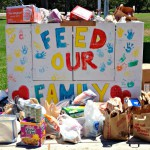 Monthly Food Drive
