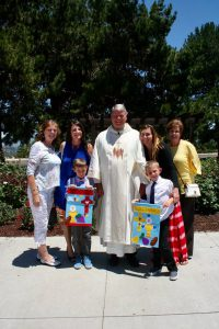 Congratulations to our 1st Communicants!