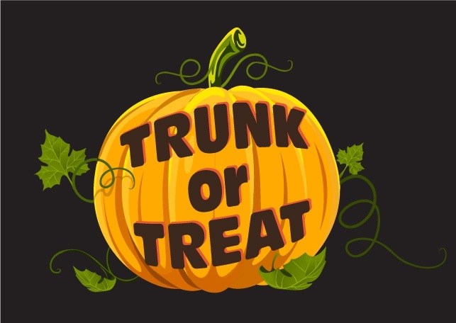 TRUNK OR TREAT!