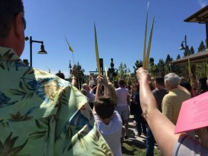 Palm Sunday Weekend Mass Schedule