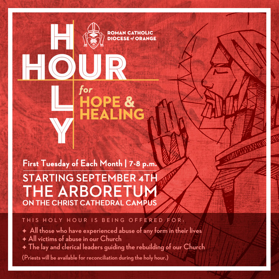 Holy Hour for Hope & Healing
