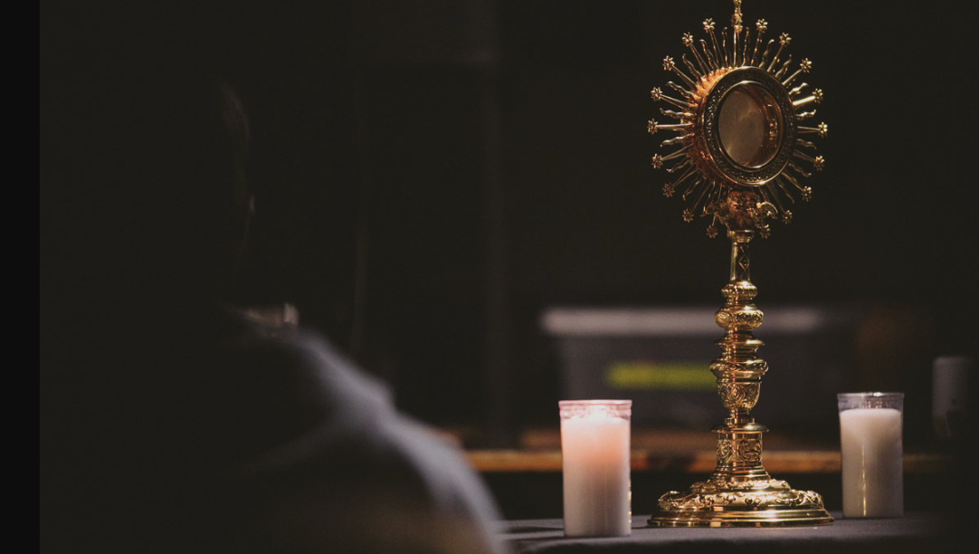 Monthly Eucharistic Adoration