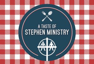 Stephen Ministry Information Session