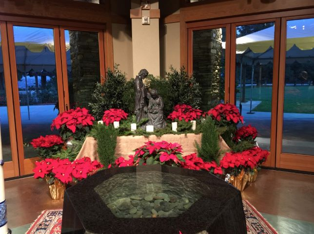 Christmas EVE & Christmas DAY Mass Schedule