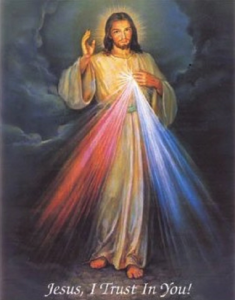 Divine Mercy Sunday Recorded Mass