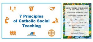 Adult Faith Formation June Teaching  – Catholic Social Teachings