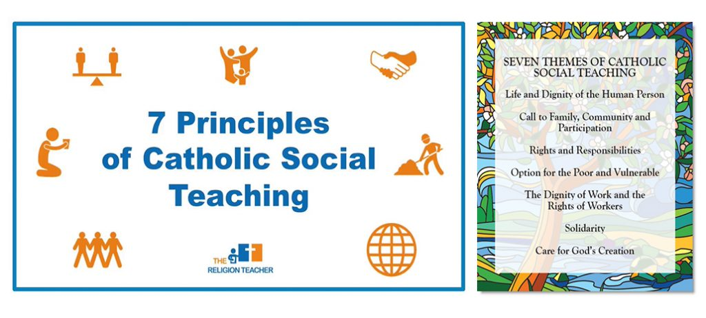 Adult Faith Formation June Teaching - Catholic Social Teaching