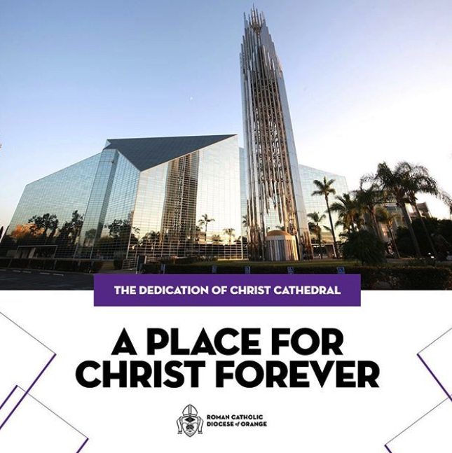 Christ Cathedral Solemn Mass of Dedication