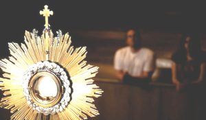 Monthly Blessed Sacrament Adoration