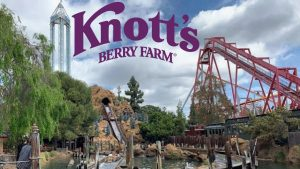 Middle School Youth Day at Knott's Berry Farm!