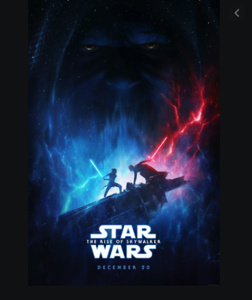 """""""The Rise of Skywalker"""" Youth Ministry Night At The Movies!"""