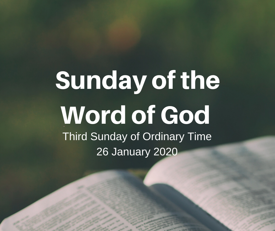 Sunday of the Word of God