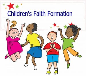 Updated Children's Faith Formation  2020/2021 Registration Information