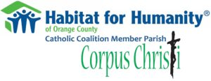 Sign Up for the July Habitat for Humanity Catholic Coalition Build Day!